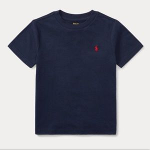 Polo Ralph Lauren Navy Blue T-Shirt